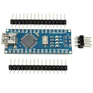 Arduino Nano (Clone) inkl. MiniWave SW